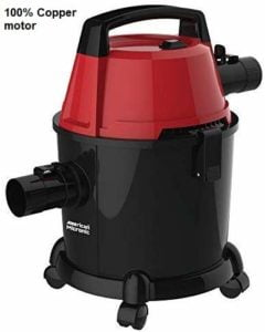 American Micronic- 15 Liters, 1600W, Wet & Dry Imported Vacuum Cleaner