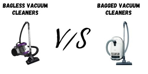Which Vacuum Cleaner is Best? Bagless Vs Bagged